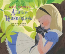 Walt Disney's Alice in Wonderland av Jon Scieszka (Innbundet)