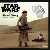 Omslag - Star Wars the Force Awakens: Read-Along Storybook and CD