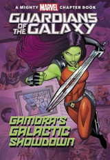 Omslag - Guardians of the Galaxy: Gamora's Galactic Showdown