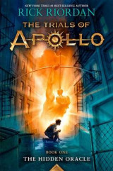 Omslag - The Trials of Apollo, Book One: The Hidden Oracle