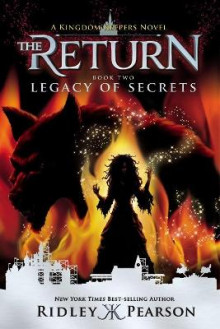 Kingdom Keepers: The Return Book Two Legacy Of Secrets av Ridley Pearson (Heftet)