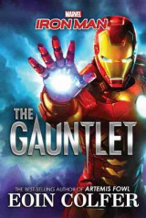 Omslag - Iron Man: The Gauntlet