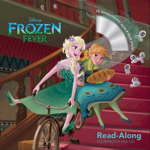 Frozen Fever Read-Along Storybook and CD av Meredith Rusu (Heftet)