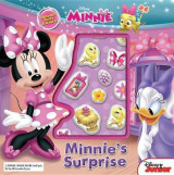 Omslag - Minnie's Happy Helpers Minnie's Surprise