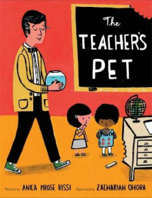 The Teacher's Pet av Anica Mrose Rissi (Innbundet)