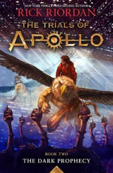 Omslag - The Trials of Apollo, Book Two: The Dark Prophecy