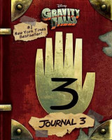 Omslag - Gravity Falls: Journal 3