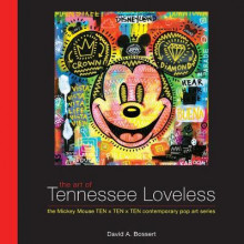 The Art Of Tennessee Loveless av David A. Bossert og Tennessee Loveless (Innbundet)