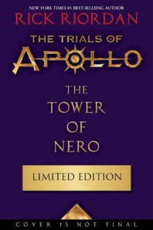 The Tower of Nero av Rick Riordan (Innbundet)