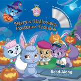 Omslag - Whisker Haven Tales with the Palace Pets: Berry's Halloween Costume Trouble: Read-Along Storybook and CD