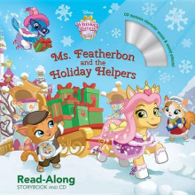 Whisker Haven Tales with the Palace Pets: Ms. Featherbon and the Holiday Helpers av Various (Blandet mediaprodukt)