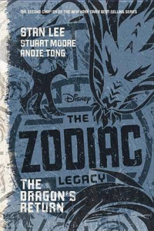 The Zodiac Legacy: The Dragon's Return av Stan Lee (Heftet)