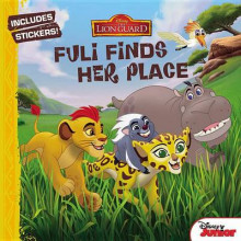 The Lion Guard Fuli Finds Her Place av Elise Allen (Heftet)