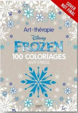Omslag - Art Therapy: Frozen