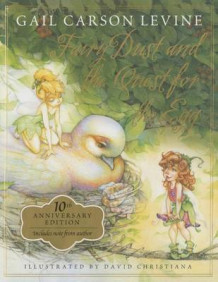 Fairy Dust and the Quest for the Egg av Gail Carson Levine (Innbundet)