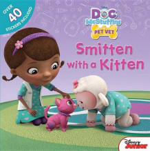 Doc McStuffins Smitten with a Kitten av Disney Book Group (Heftet)