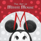 Omslag - The Art of Minnie Mouse