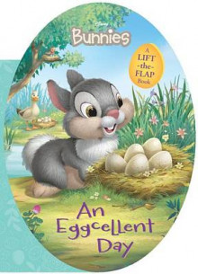 Disney Bunnies an Eggcellent Day av Disney Book Group (Pappbok)
