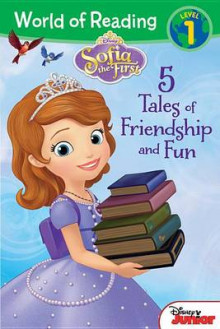 Sofia the First: Five Tales of Friendship and Fun av Disney Book Group (Heftet)