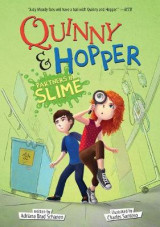 Omslag - Quinny & Hopper Partners in Slime