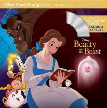 Beauty and the Beast Read-Along Storybook and CD av Disney Book Group (Heftet)