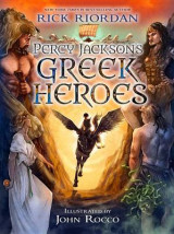 Omslag - Percy Jackson's Greek Heroes