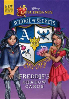School of Secrets: Freddie's Shadow Cards (Disney Descendants) av Jessica Brody (Innbundet)