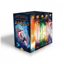 Trials of Apollo, the 5-Book Hardcover Boxed Set av Rick Riordan (Innbundet)