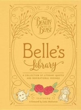 Omslag - Beauty and the Beast: Belle's Library