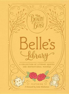 Beauty and the Beast: Belle's Library av Brittany Rubiano (Innbundet)