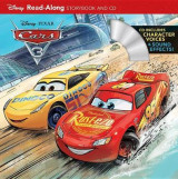Omslag - Cars 3 Read-Along Storybook and CD