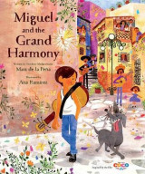 Omslag - Coco: Miguel and the Grand Harmony
