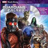 Omslag - Guardians of the Galaxy Read-Along Storybook and CD