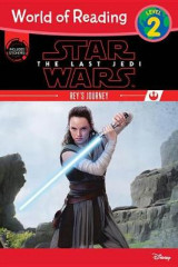 Omslag - Star Wars: The Last Jedi: Rey's Journey