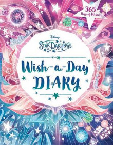 Star Darlings Wish-A-Day Diary av Disney Book Group (Heftet)