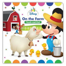 Disney Baby on the Farm av Disney Book Group (Pappbok)