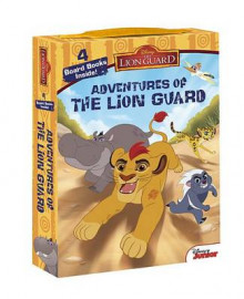 The Lion Guard Adventures of the Lion Guard av Disney Book Group (Innbundet)
