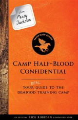 Omslag - From Percy Jackson: Camp Half-Blood Confidential