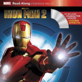 Omslag - Iron Man 2 Read-Along Storybook and CD