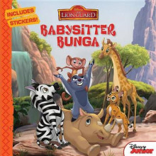 The Lion Guard: Babysitter Bunga av Disney Book Group (Heftet)