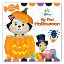 Disney Baby My First Halloween av Disney Book Group (Pappbok)