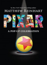 Omslag - Disney*pixar: A Pop-up Celebration