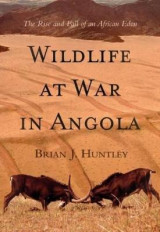 Omslag - Wildlife at war in Angola