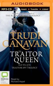 The Traitor Queen av Trudi Canavan (Lydbok-CD)