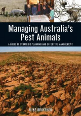 Omslag - Managing Australia's Pest Animals