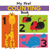Omslag - My First Counting Book