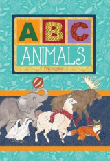 Omslag - ABC Animals