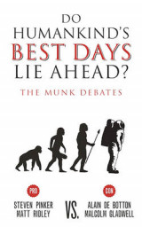 Omslag - Do Humankind's Best Days Lie Ahead?