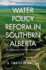 Omslag - Water Policy Reform in Southern Alberta