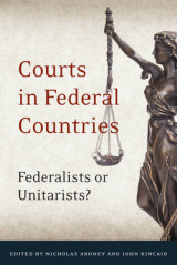 Omslag - Courts in Federal Countries
